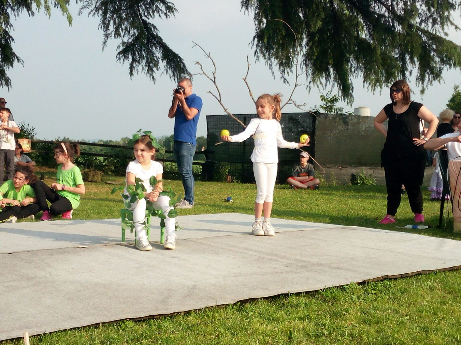 Corsi di teatro per bambini Reggio Emilia